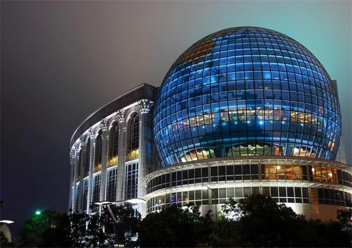 Pudong Convention and Exhibition Overview