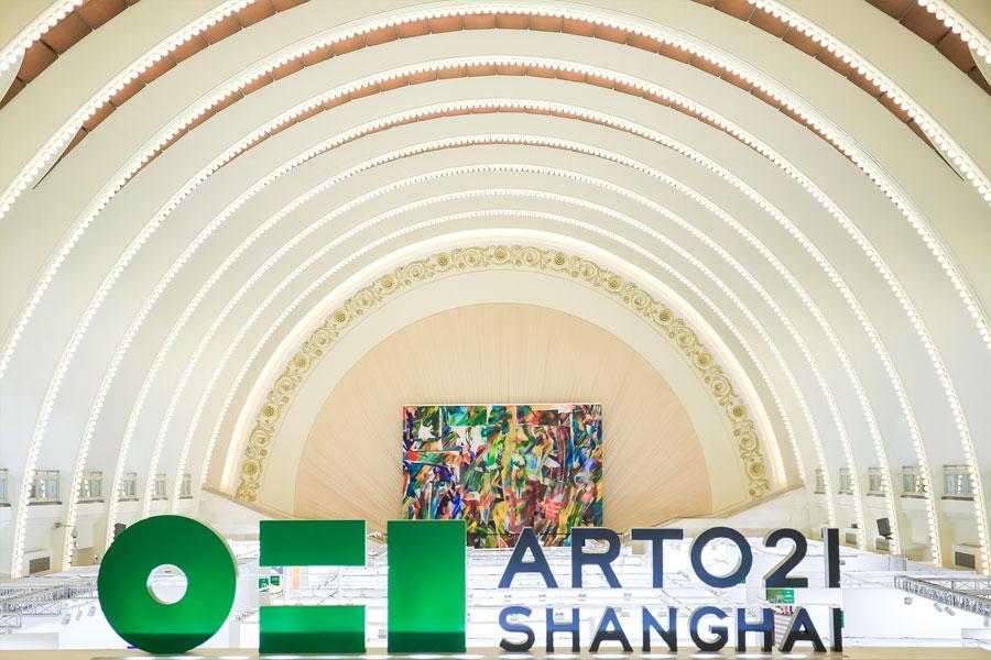 Ladurée Pop-Up Store in Art021 Shanghai 2019