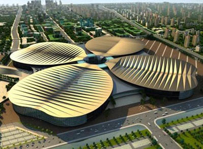 Shanghai – the center of exhibition in Asia