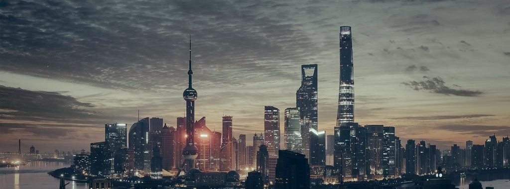 register company in Shanghai