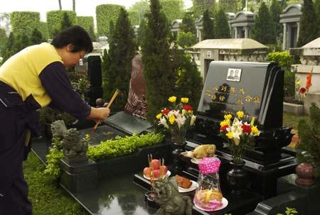 QIngming Festival Tomb Sweeping