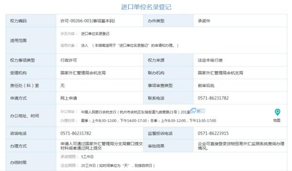 Registration Foreign Exchange Administration